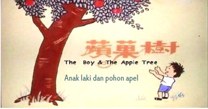 apple tree,Eternal love in life